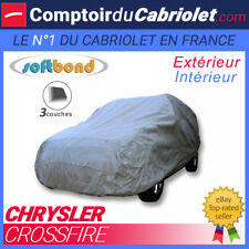 Housse Chrysler Crossfire - SoftBond® : Bâche de protection mixte