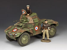 SGS-FoB013 Panhard Set by King & Country