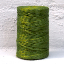 Jute Twine Green 2-3mm Wide 100 metres