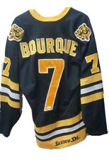 RAY BOURQUE SIGNED BOSTON BRUINS  gerry cosby Jersey sandow JERSEY jsa coa