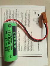 CR17450SE-R FOR SANYO 3V A98L-0031-0012 A02B-0200-K102 PLC Battery #T3231 YS