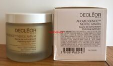 Decleor Aromessence NEROLI AMARA Hydrating Night Balm 100ml BNIB Salon Size
