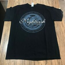 new WITHIN TEMPTATION logo custom hydra Rock band nightwish S to 4XLT
