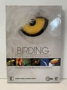 Birding - The Complete Collection DVD *New & Sealed*