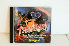 WALT DISNEY/MGM/STUIOS  DISNEYLAND CD RARE FANTASMIC GOOD CLASHES WITH EVIL