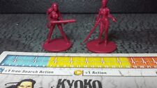 Kyoko survivor, zombivor, dashboard Zombicide kickstarter NEW Guillotine Games