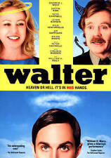 WALTER - ANDREW J. WEST   WILLIAM H. MACY  NEVE CAMPBELL 2015 COMEDY DVD