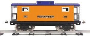 Standard Gauge 11-30064 Lionel Corporation Tinplate  No. 217 Caboose Lionel