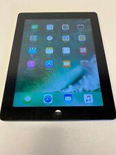 Apple iPad 3rd Gen. 32GB, Wi-Fi + Cellular (Unlocked), 9.7in - Black