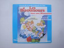 Disque 45T vinyl BO feuilleton TV Dessin animé Les bisounours - Mon ami C. King