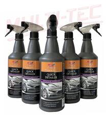 [EUR 8,98/L] 5x1 L Quick Detailer Synthetic Spray Wax Sprühwachs Sprühglanz SiO2