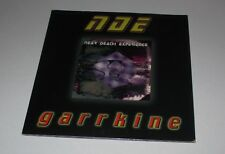 Nde (near-death experience) - garrkine-cd promo 2 tracks 1995