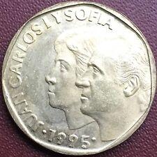 manueduc  ESPAÑA  500  Pesetas 1995  SIN CIRCULAR  DIFICIL