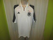"""Deutschland """"DFB"""" Nr.462 Adidas Heim Europameisterschaft Trikot 2000 Gr.XL TOP"""