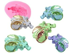 DRAGON BABY Silicone Mould Mold: Soap / Candle Resin
