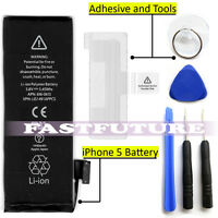 1560mAh Li-ion Battery Replacement w/ Flex Cable For iPhone 5 + Suction Tools