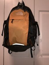 north face yavapai Backpack Yellow Hiking Backpack Great Condition New