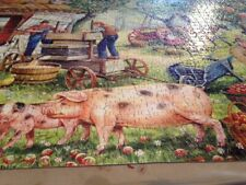 House of Puzzles 'Cider Makers' 1000 Piece Jigsaw Puzzle