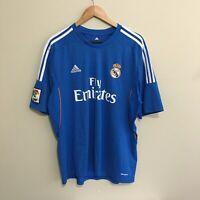 Cristiano Ronaldo #7 Adidas Real Madrid Football Soccer Jersey Shirt Mens XL