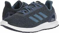 Adidas Mens Cosmic 2 Fabric Low Top Lace Up Trail Running Shoes, Blue, Size 10.5