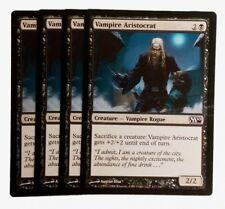 4x vampires Aristocrat! Magic 2010 m2010! Engl. Presque comme neuf magic the gathering créature