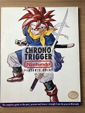Chrono Trigger Nintendo Player's Guide (1995) VGC
