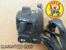 1999-2000 Honda CBR 600 F4, Left handle bar switch, horn light switch GUARANTEED