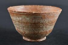 #1335: Japanese Seto-ware Youhen pattern Tea Bowl Green tea tool Tea Ceremony