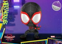 Hot Toys COSB635 Miles SpiderMan COSBABY Bubble-head Mini Figure Body Model Toy