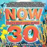 Various Artists : NOW Thats What I Call Music! 30 CD