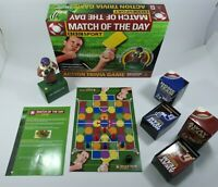 Match Of The Day BBC Action Trivia Game 2nd Edition Complete Excellent Condition