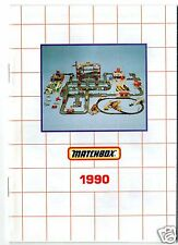 1990 Matchbox Catalog - Mint!