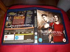Supernatural - Season 6 Complete [2011] [Region Free]  bluray