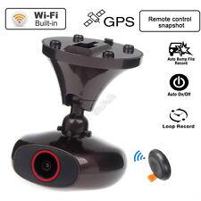 DDPAI M6 Plus HD 1440P WIFI Car Dash Video Record GPS Camera DVR Remote T2