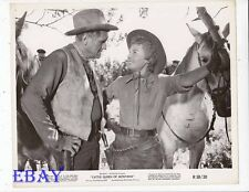 Barbara Stanwick Cattle Queen Of Montana R.I. 58 VINTAGE Photo