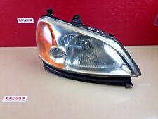 2001-2003 01 02 03 Honda Civic Right Passenger Headlight Head Light Lamp OEM