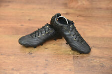 Adidas adipure 11Pro FG Chaussures De Football Taille UK 11 Noir et Or SL Edition