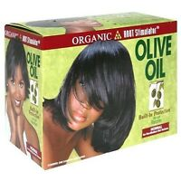 Authentic ORS Organic Roots Olive Oil Hair Relaxer No Lye - NORMAL