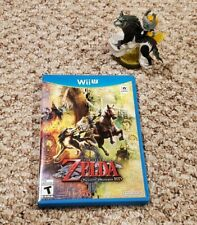 The Legend of Zelda: Twilight Princess HD with Amiibo (Nintendo Wii U, 2016)