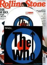 "THE WHO - MY GENERATION rare limited 7"" inch white vinyl single ROLLING STONE"