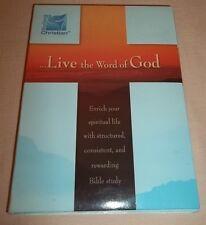 Living Christian: .Live the Word of God (Pc-Cd-Rom, 2007) Vgc
