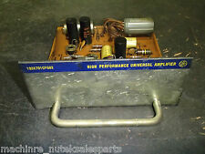 General Electric High Performance Universal Amplifier Board 193X701CFG02