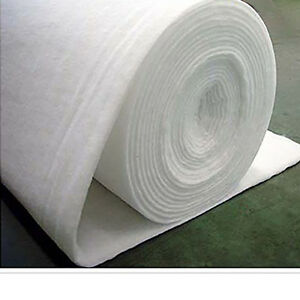 Polyester Wadding Upholstery Quilting Fire Retardant 30 Inch Wide Sold Per Metre