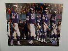 Minnesota Vikings Gary Larsen Purple People Eaters Autographed 8x10 Photo