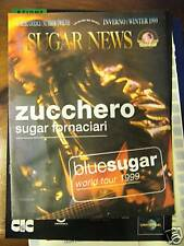 ZUCCHERO-blue sugar news-numero 12 inverno 1999-nuovo