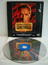 Last Action Hero   Schwarzenegger   Laserdisc PAL Deutsch   LD: Wie Neu  