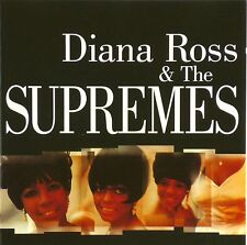 CD - Diana Ross & The Supremes - Master Series - #A3477