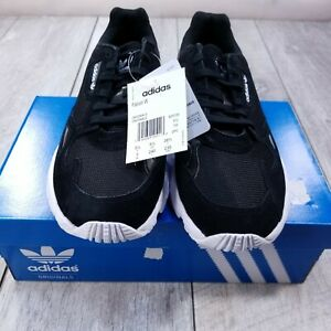 Adidas Falcon W Sneakers Shoes Womens 7 US 5.5 UK Core Black Trainers B28129