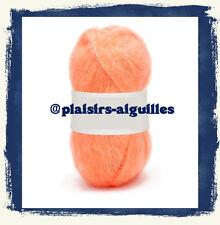 5 PELOTES de laine PHIL LIGHT CORAIL  Neuve