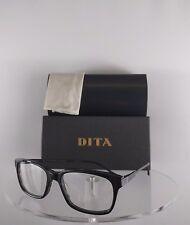 Brand New Authentic DITA STRATFORD Eyeglasses DRX-2017A Black Frame